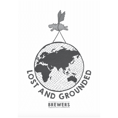 Lost and Grounded Logo