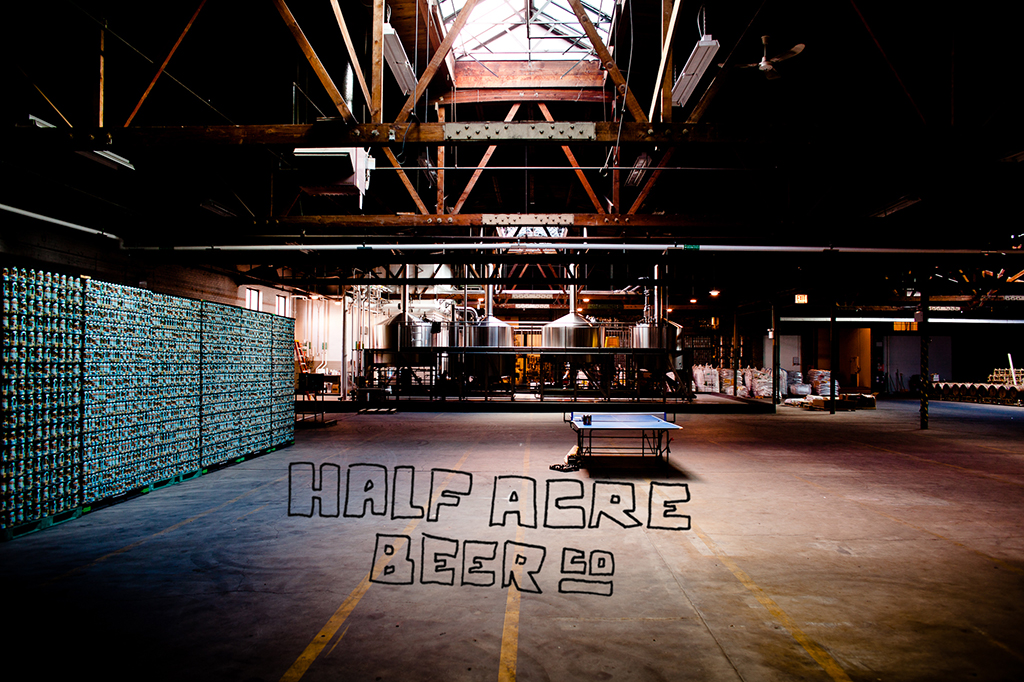 Half Acre Beer Co